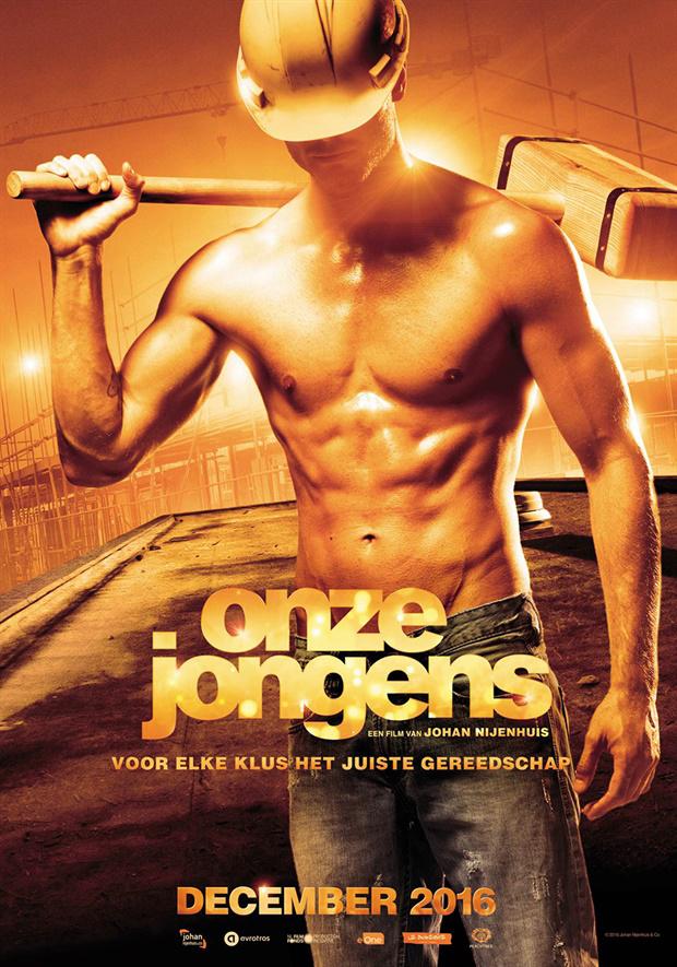 feature film 2016 Onze Jongens