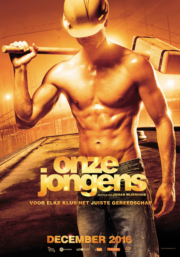 feature film 2016 Onze Jongens