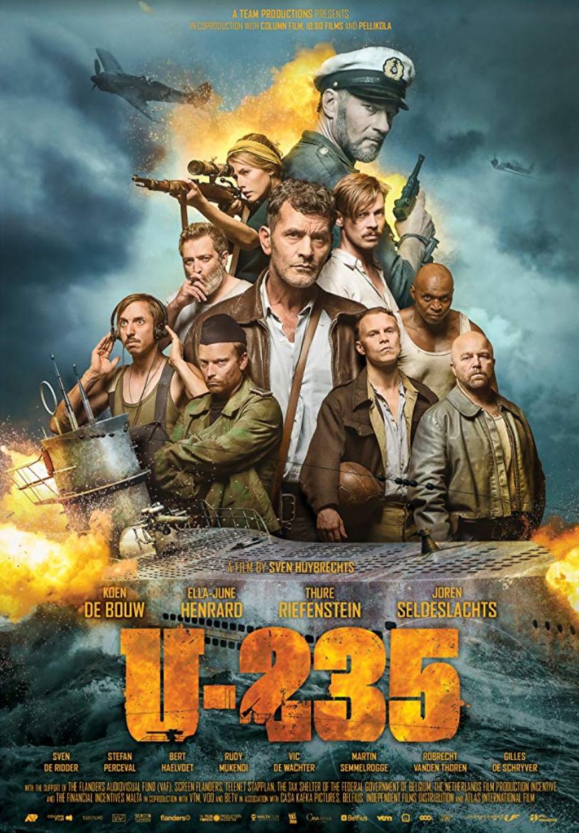 feature film 2019 Torpedo